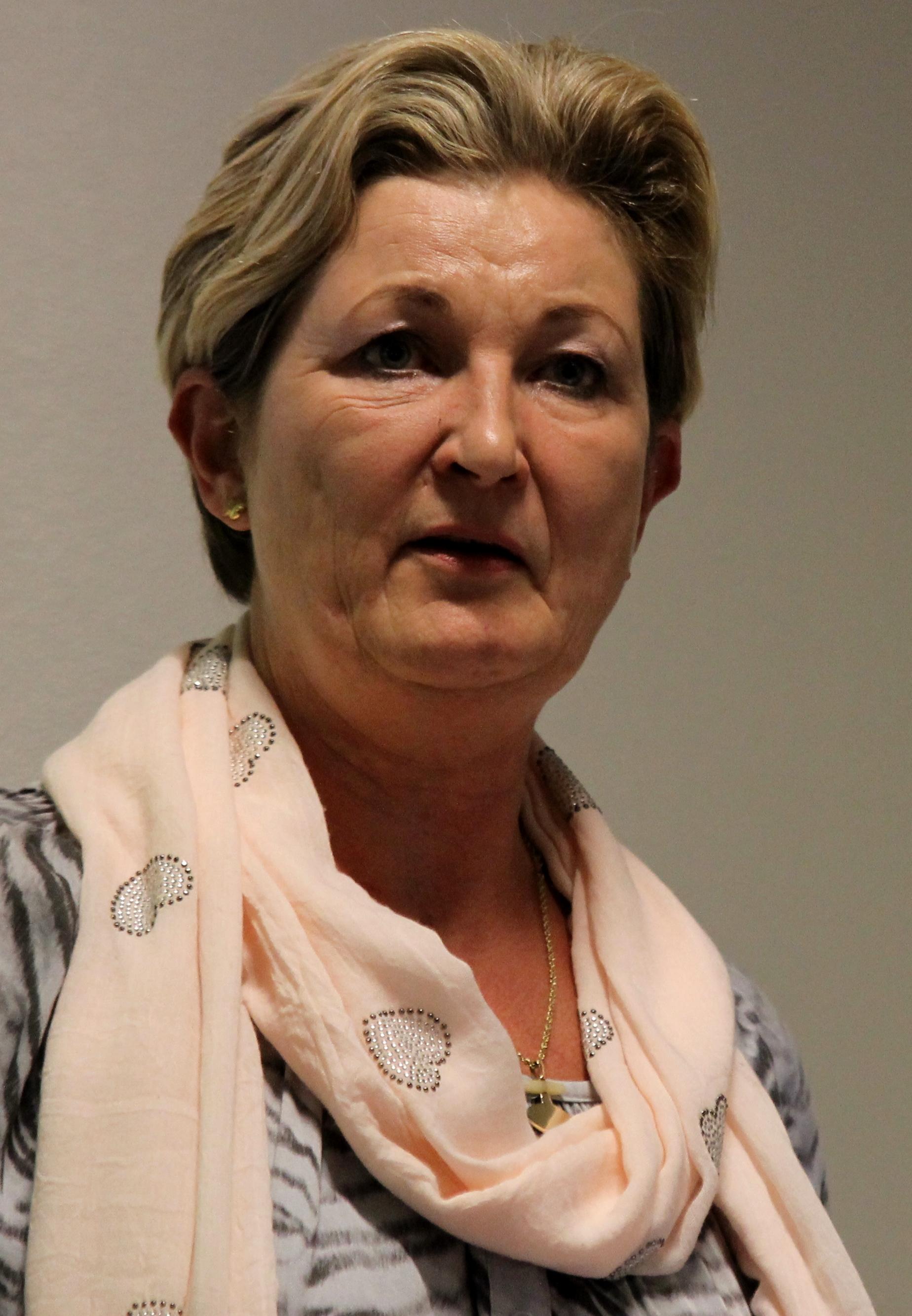 Jobcenterchef <b>Anne Kirk</b> er sikker på, at der kommer positive ting ud af <b>...</b> - IMG_5187