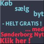 Køb salg og byt dig til nyt med SønderborgNyt