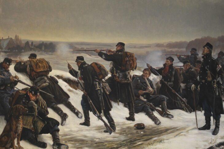 Slaget ved Dybbøl er gået i glemmebogen | SønderborgNYT