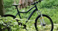 Spring på mountainbiken og kør med på Gendarmstien fra Hørup til Padborg