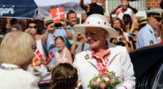 Dronningen deltager i genforeningsprogrammet 2021