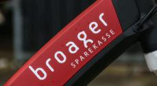 Broager Sparekasse lukker filialen i Broager midlertidigt