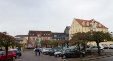 Både DF og Slesvigsk Parti vil have parkeringshuse og -kældre i Sønderborg midtby