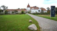 Kom med på Nordborg Slot og hør om sønderjysk humor