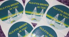 Transportministeren og borgmesteren fik igen talt om Als-Fynbroen