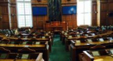 Hør J. K. Hansen fortælle om sin tid som folketingsmedlem og minister