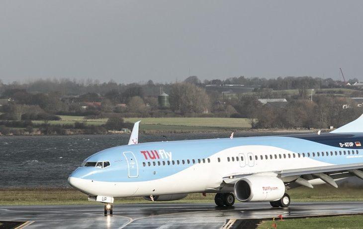 sønderborg lufthavn priser