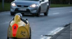 Lørdag forventes der tæt trafik på vejene