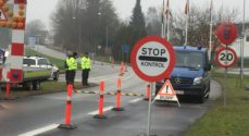 Tyskland åbner grænsen
