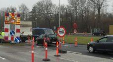 Tyskland lukker grænsen