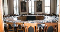 Uskøn debat om ansøgning fra den arabiske forening