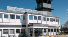 Fredags-demonstration mod udvidelsen af Sønderborg Lufthavn
