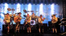 Top Seven spiller online-koncert på lørdag