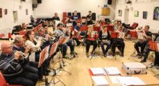 Corona spænder ben for brandværnsorkesters aften med ny dirigent