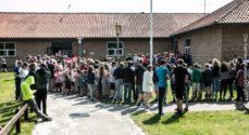 Se Sønderskov-Skolens udstilling tirsdag