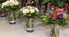 Fortjener din veninde en sommerbuket fra Jacobsen Blomster?
