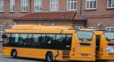 Bus 223 kører igen gennem Egernsund - med kortere forsinkelser