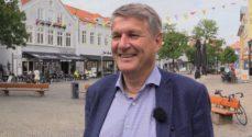 FV19: Peter Hansen glæder sig over Venstres fremgang