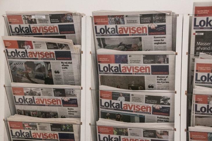 213bb622553 SønderborgNYT erfarer: LokalAvisen i Sønderborg lukkes   SønderborgNYT