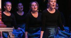 Pigekoret og Efterklang giver koncerter i Sct. Marie Kirke