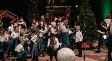 Sønderjysk Pigekor har ansvaret for at børnene ikke smittes ved årets julekoncerter