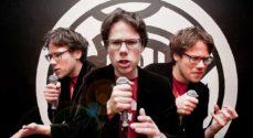 Peter Dyreborg inviterer til Poetry Slam i Mejeriet