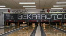 Tanja Knudsen og Simon Hartig Christensen er bowlingmestre