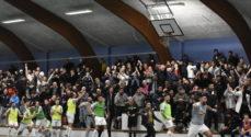 Sønderborg Futsal skriver: Vi efterlyser en lille fan fra lørdagens kamp