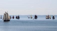 Sejladsen Fyn Rundt giver masser af oplevelser ved havnen i Sønderborg