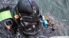 Dykkere: Havbunden omkring Als er i forfald