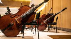 En person fra symfoniorkestret smittet med Corona