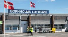 Alsie Express letter med kurs mod Bornholm som planlagt