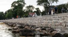 Corona-afstand: Området langs Strandvej i Sønderborg er et hotspot-område