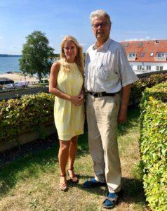 Pernille Vermund til dagligstuemøde på Hotel Comwell | SønderborgNYT