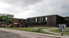 Eleverne stortrives på Det Blå Gymnasium