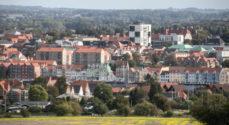 En eventuel eksportnedtur vil ramme ekstra hårdt i Sønderborg