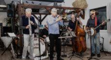 Sidste koncert med Hans Jørn Wolff All Star Jazz Band