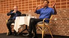 Brecklings Bogcafé med Ulf Pilgaard bliver ikke aflyst