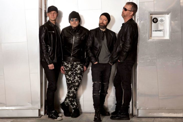 Die Herren spiller U2-musik i Sønderborghus | SønderborgNYT