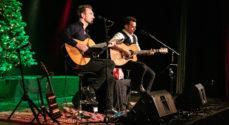 Ingen jul uden Mark & Christoffer synger den ind i Kultursalen