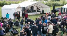 Rap-musikken finder vej til Nøffel Festival