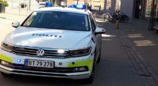 Narkobilist anholdt i Sønderborg
