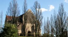 Christianskirkens nye organist spiller kirkekoncert