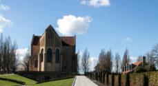 Kor fra Haderslev synger i Christianskirken