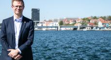 Benny Engelbrecht er nu transportminister