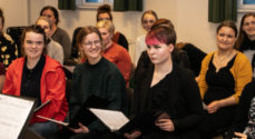 Skal du høre South Denmark Female Choir synge i MultiKulturhuset?