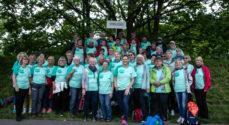 Ladywalk: 3434 kvinder gik tur sammen