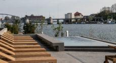 Alsik Spa flytter ud blandt gæsterne når Byens Havn indvies