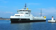 Færgen mellem Fynshav og Ærø aflyser afgange