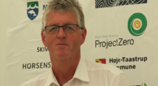 Borgmester Erik Lauritzen er yderst tilfreds med klimaplanen